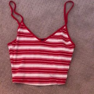 White and red crop